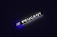 Гибкие дневные ходовые огни LED DRL X12 Peugeot, фото 2