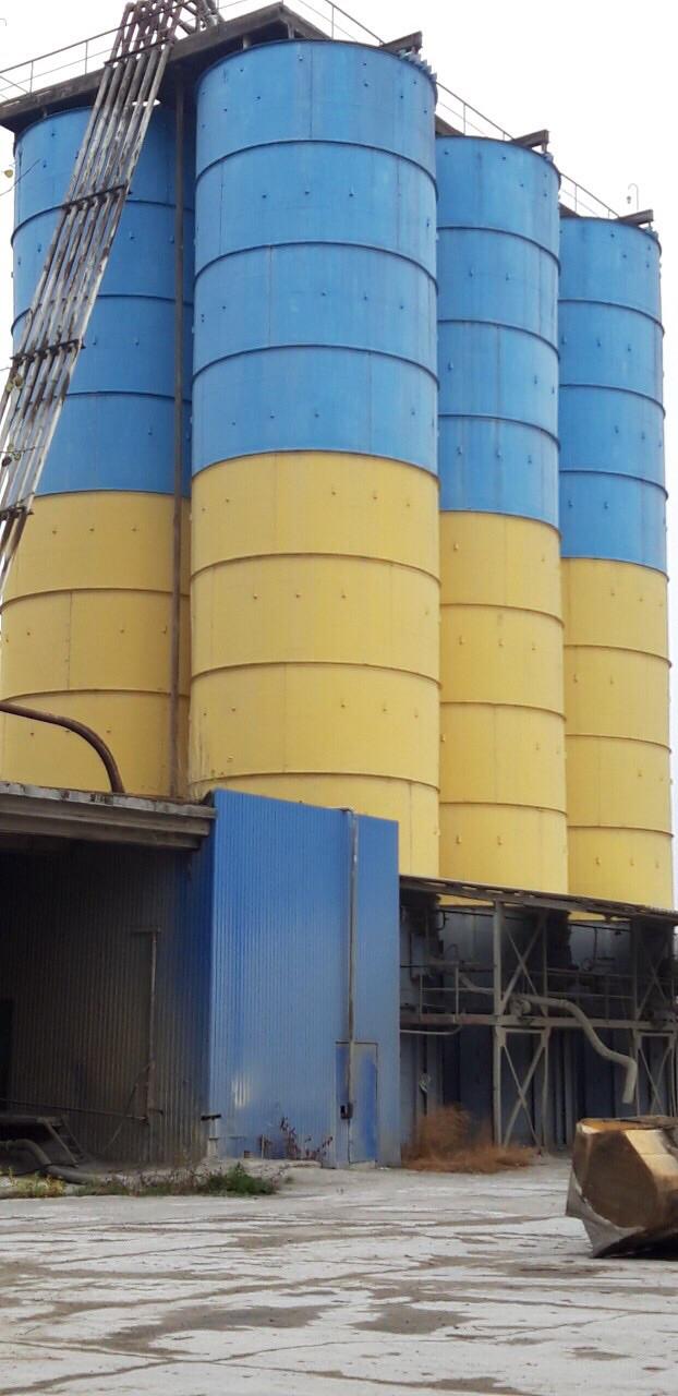 Силос 100 м куб