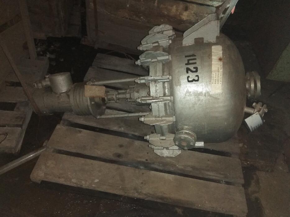 Реактор СЕРН лабораторный нержавеющий 63 литра