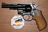 Револьвер под патрон флобера Arminius HW4 4'' бук, фото 1