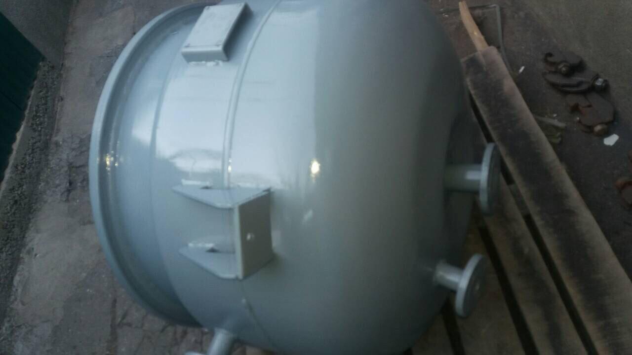 Реактор СЕРН лабораторный нержавеющий 120 литров