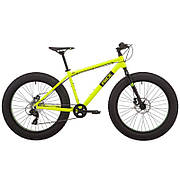 """Велосипед 26"""" Pride DONUT 6.1 рама - XL желтый 2019"""