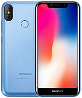"Doogee X70 Blue 2/16 Gb, 5.5"", MT6580, 3G, фото 1"