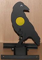 Металлическая мишень «Ворона»