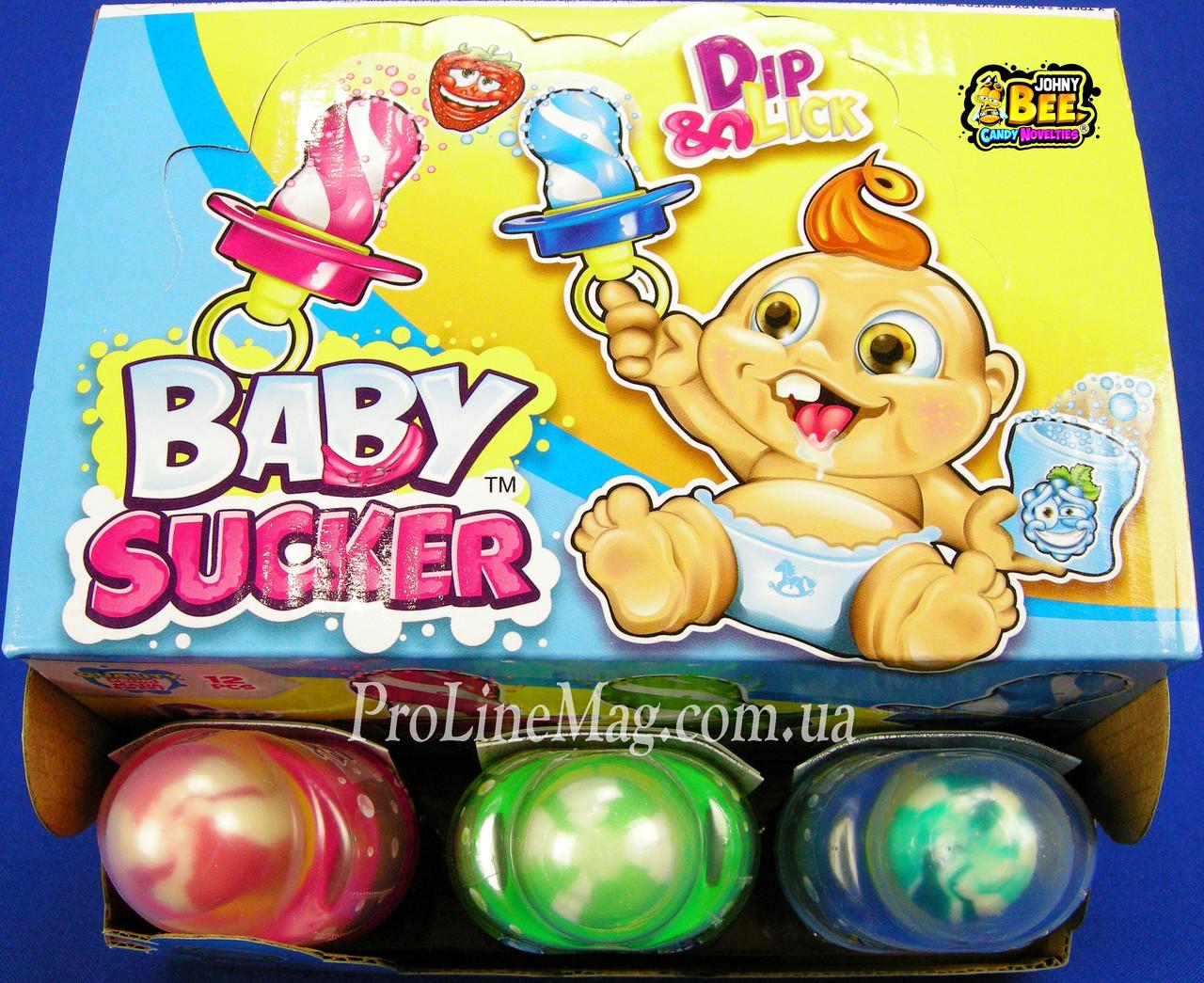 Леденец-соска X-TREME® Baby Sucker