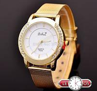 Золотые женские часы Libai Gold