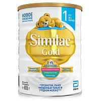 Similac. Смесь Similac Gold 1 с пребиотиками, от 0 до 6 мес., 800 г. (5391523058124)