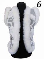 Жилетка из овчины женская (30 размер) (Жилеты из овчины от 155грн !)