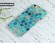 Силиконовый чехол для Meizu M6 Note Цветные ромбы (21032-3008), фото 5