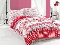 Новогодне постельное белье, размер евро, Marie Claire Paris
