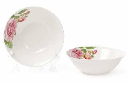"""Пиала """"Розовые розы"""" 14см (350мл), фото 2"""