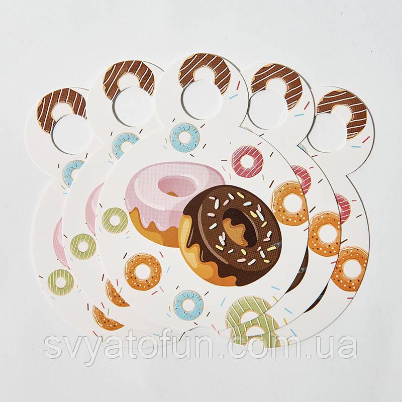 """Медальки """"Пончики"""" (10шт/уп)"""