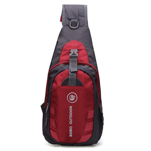 Cумка рюкзак BOBO OUTDOOR red