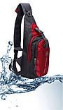 Cумка рюкзак BOBO OUTDOOR red, фото 2
