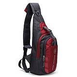 Cумка рюкзак BOBO OUTDOOR red, фото 4