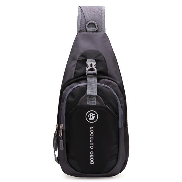 Cумка рюкзак BOBO OUTDOOR black