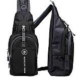 Cумка рюкзак BOBO OUTDOOR black, фото 3