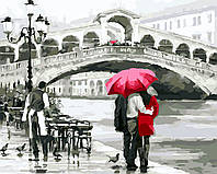 Художественный творческий набор, картина по номерам Свидание в Венеции, 50x40 см, «Art Story» (AS0044), фото 1