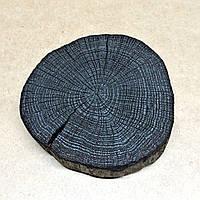 Срез (спил) Reсuit чёрный 20-22см