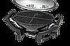 Газовый гриль Profi Cook PC-GG 1129 Германия, фото 3