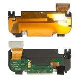 Плата конектора зарядки, антени, з дзвінком, комплект для iPhone 3G, чорна
