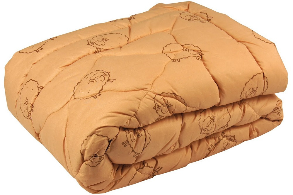 """Одеяло шерстяное """"Барашка"""""""