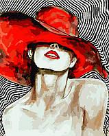 Художественный творческий набор, картина по номерам Яркая дама, 40x50 см, «Art Story» (AS0082), фото 1
