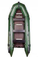 ПВХ човен кільової п'ятимісний моторна (АМ-420-1К)
