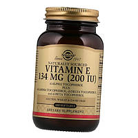 Vitamin E 200 Mixed Tocopherols 100гелкапс (36313167)