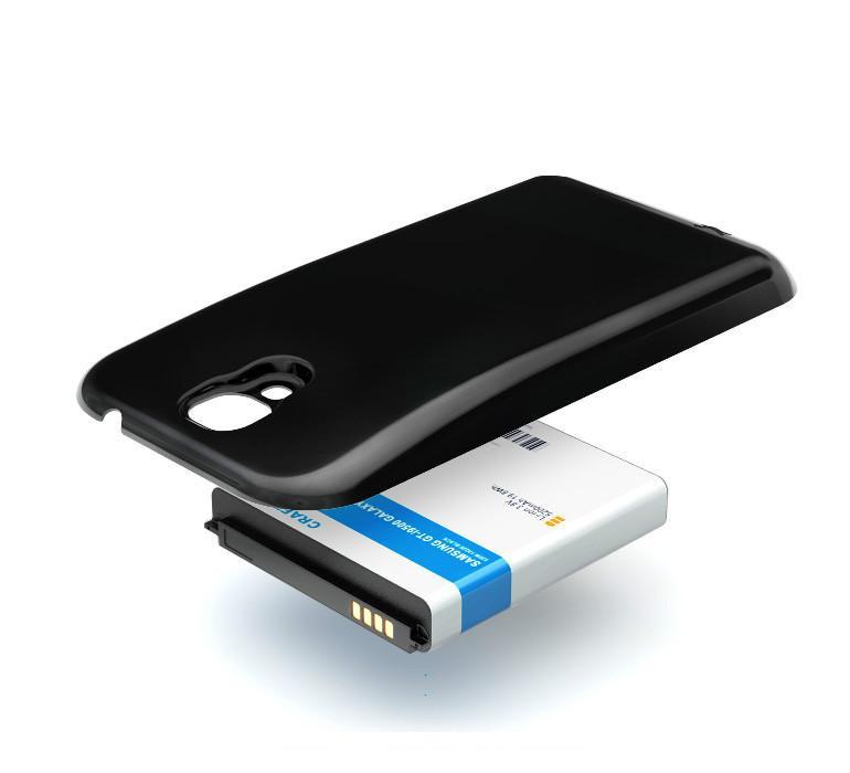 Аккумулятор батарея для SAMSUNG GT-i9500 GALAXY S4 УСИЛЕННЫЙ (B600BE) Черный Craftmann