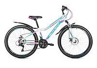 """Женский велосипед Intenzo Terra 26"""" 2019"""