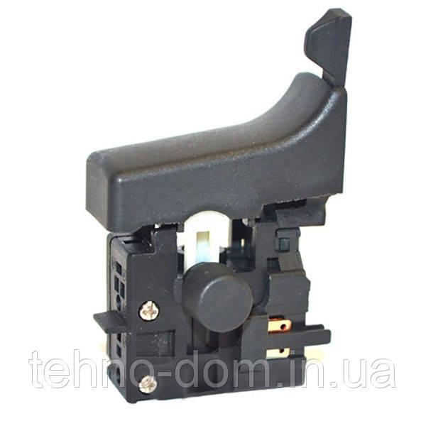 Кнопка-выключатель перфоратора Фиолент П1-750