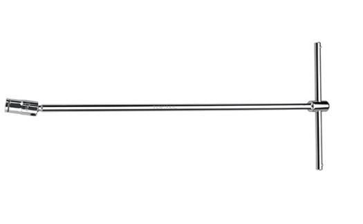 Ключ торцевий Т-подібний з шарнірною голівкою 10мм Toptul CTBA1032