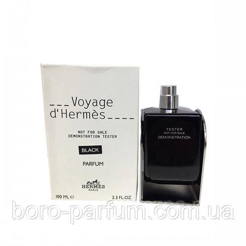 Hermes Voyage Dhermes Black 100 мл Tester унисекс продажа цена в