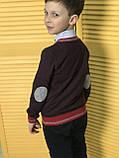 Кофта, джемпер для  мальчиков 110-128, фото 2