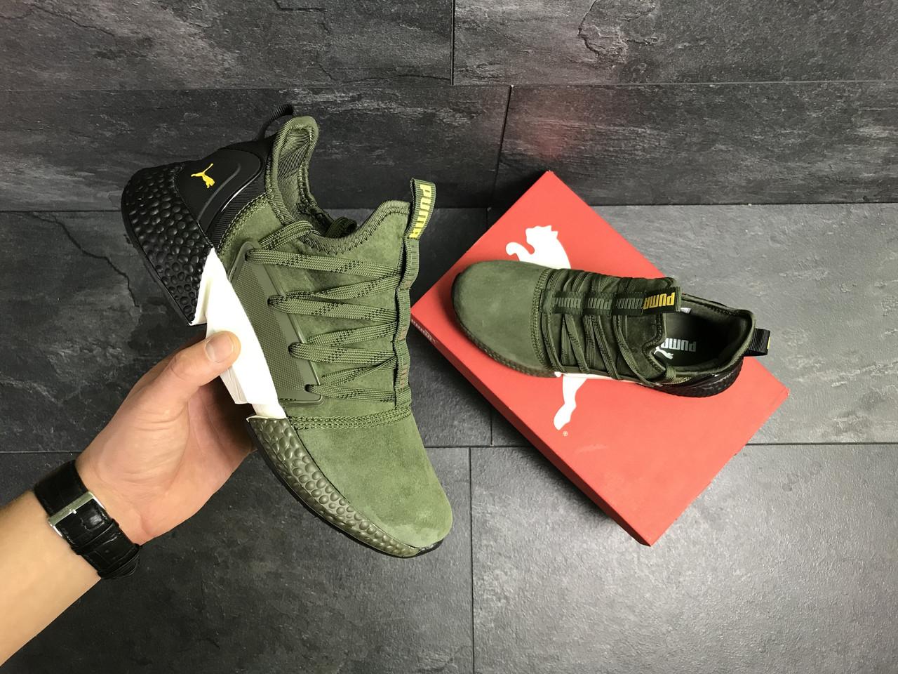 5c5a8f93e936e3 Чоловіче взуття Puma, зелені з білим, цена 1 030 грн., купить в ...