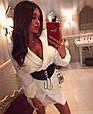 Комплект платье с юбкой, фото 6