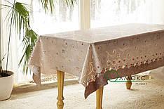 Клеёнка-скатерть силиконовая на кухонный стол