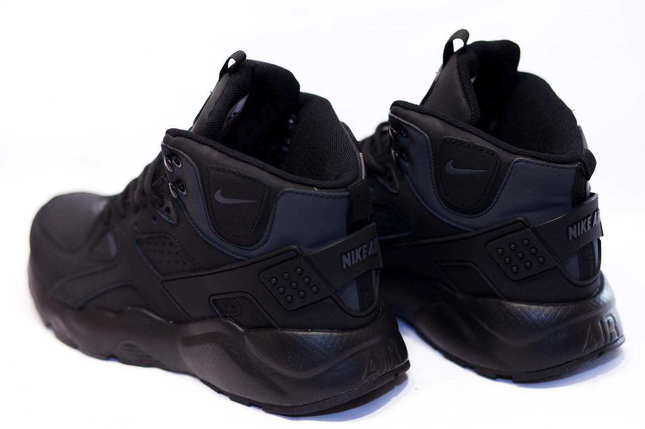 b9fee03f ... Термо-кроссовки мужские Nike Huarache (реплика) натуральная замша, ...