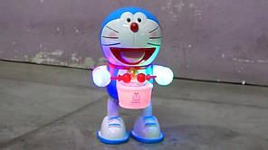 Интерактивная игрушка Dancing Happy Doraemon