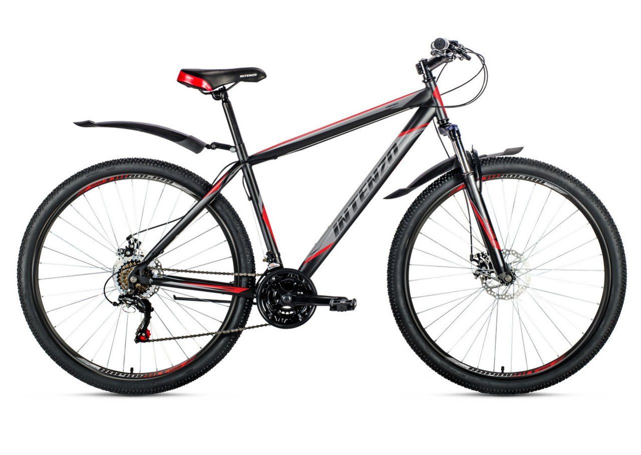 Велосипед Intenzo Forsage Disk 27,5 (650B)