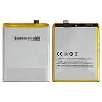 Аккумулятор (АКБ, батарея) BT42C для Meizu M2 Note, 3100 mAh, оригинал