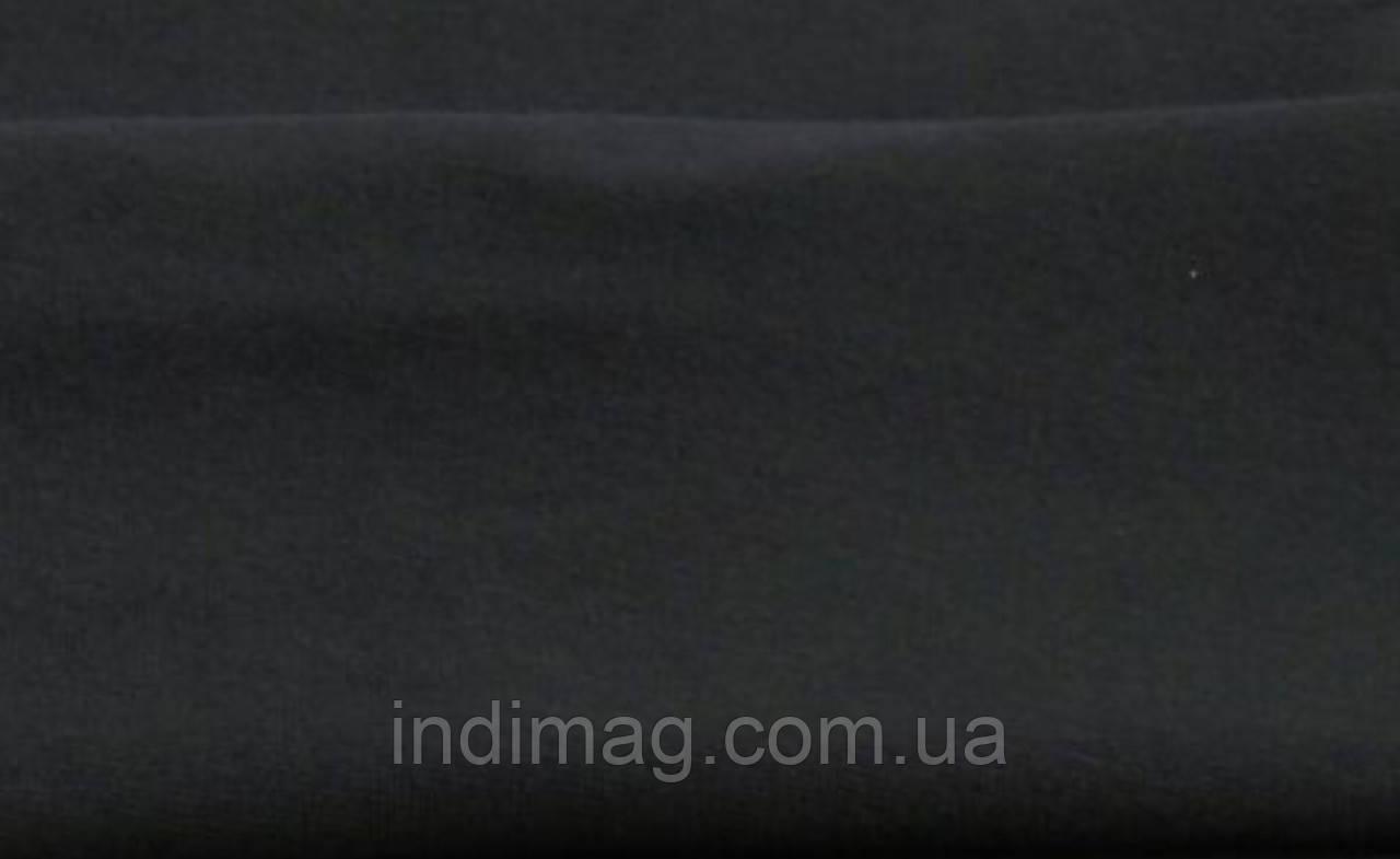 Рибана ликра Пенье темный серый
