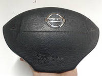 Подушка безопасности водителя в рулевое колесо Nissan KUBISTAR 1997-2008г.в.