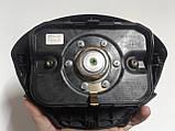 Подушка безпеки водія в рульове колесо Nissan KUBISTAR 1997-2008р.в., фото 2