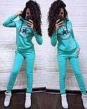 """Женский модный спортивный костюм двухнитка """"Converse"""" (3 цвета), фото 8"""