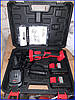 ☑️ Аккумуляторная болгарка Edon ED-JM-7001 + кейс + 2 аккумулятора