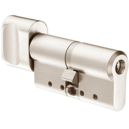 Цилиндр Abloy Protec 2 HARD 113 (57х56) S-L закаленный ключ-тумблер