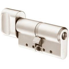 Цилиндр Abloy Protec 2 HARD 123 (42х81) S-L закаленный ключ-тумблер