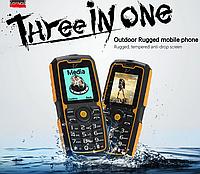 Водонепроницаемый телефон на 2 Сим DTNO.1 A11 X5000
